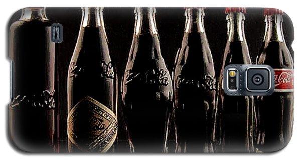Evolution Of Coca Cola Tm Galaxy S5 Case
