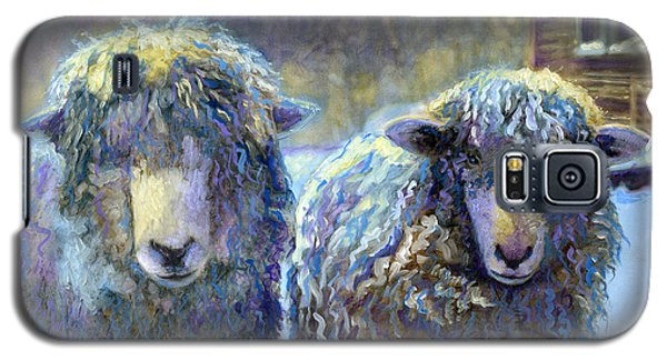Ewe And Me 2 Galaxy S5 Case