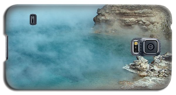 Excelsior Geyser Crater Galaxy S5 Case