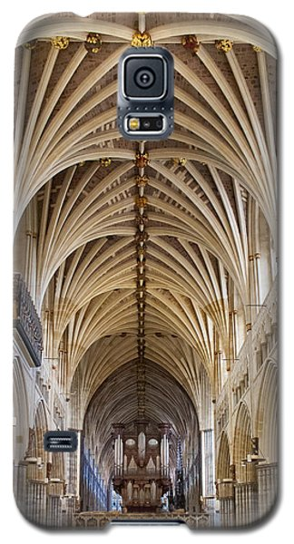 Exeter Cathedral And Organ Galaxy S5 Case