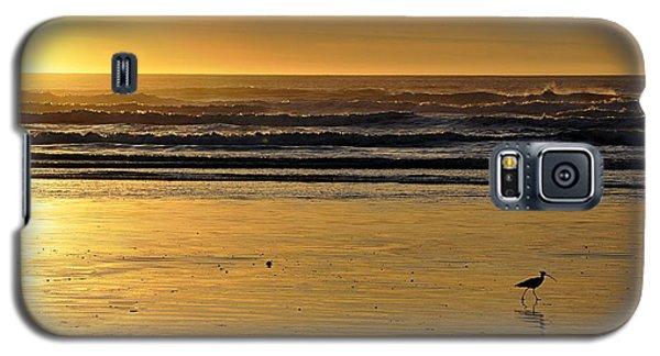 Exit Stage Right Galaxy S5 Case by AJ  Schibig