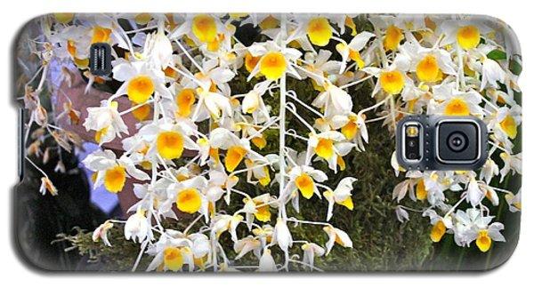 Exotic Aerides Galaxy S5 Case