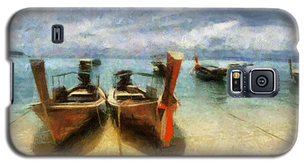 Exotic Port Galaxy S5 Case by Georgi Dimitrov