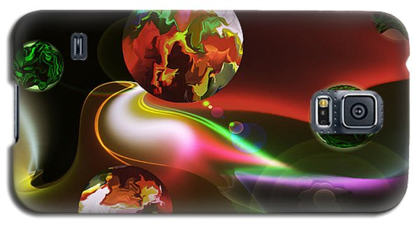 Exotic Worlds Galaxy S5 Case
