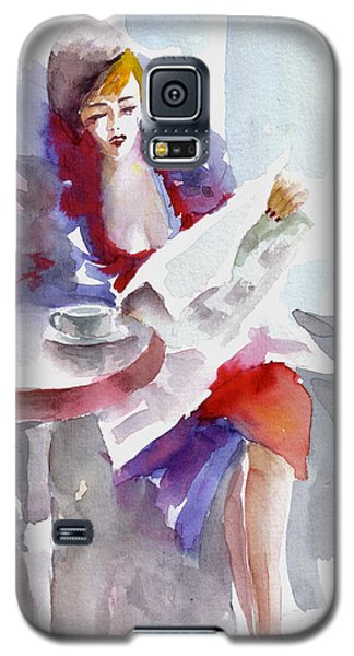 Expectation.. Galaxy S5 Case by Faruk Koksal