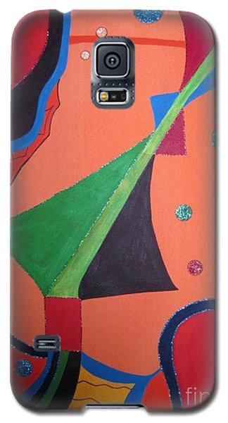 Experiment II Galaxy S5 Case