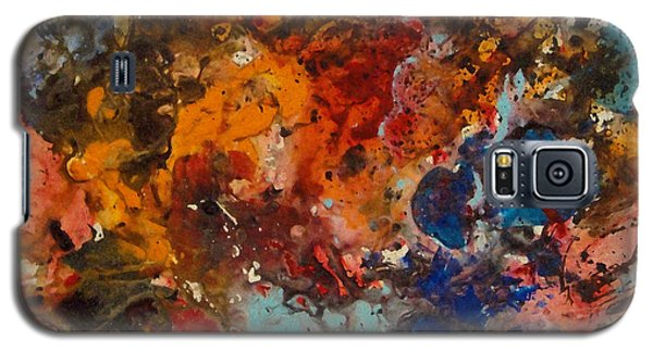 Explosive Chaos Galaxy S5 Case by Natalie Holland