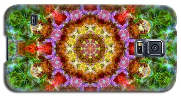 Expression Mandala Galaxy S5 Case