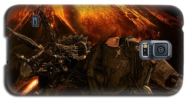 Extinction    The Second Coming Galaxy S5 Case