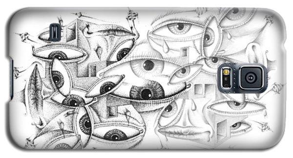 Ey Ey Eyeeye Galaxy S5 Case
