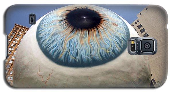 Eye Gigantus Galaxy S5 Case by Martin Konopacki