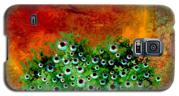 Eye Like Apples Galaxy S5 Case by Ally  White