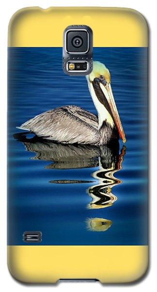 Eye Of Reflection Galaxy S5 Case