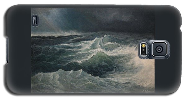 Eye Of Storm Galaxy S5 Case