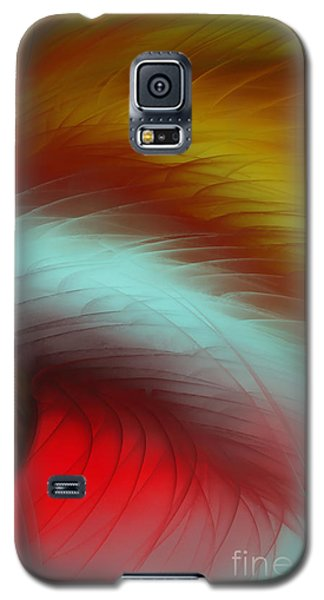 Eye Of The Beast Galaxy S5 Case