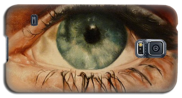 Eye Of The Beholder Galaxy S5 Case by Cherise Foster