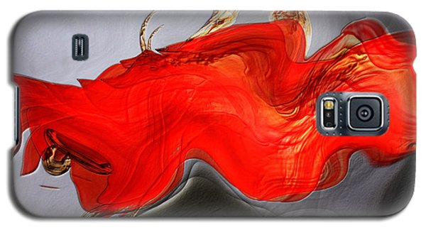 Galaxy S5 Case featuring the digital art Eye Of The Beholder by Richard Thomas