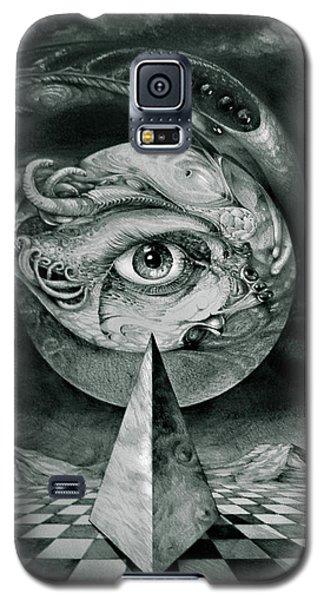 Eye Of The Dark Star Galaxy S5 Case