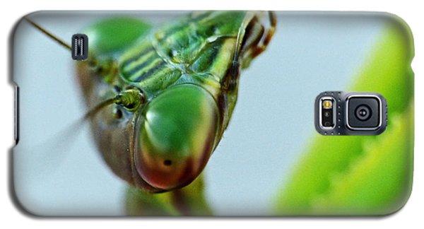 Eye Of The Mantis Galaxy S5 Case
