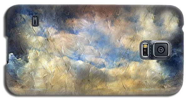Eye Of The Storm  - Abstract Realism Galaxy S5 Case