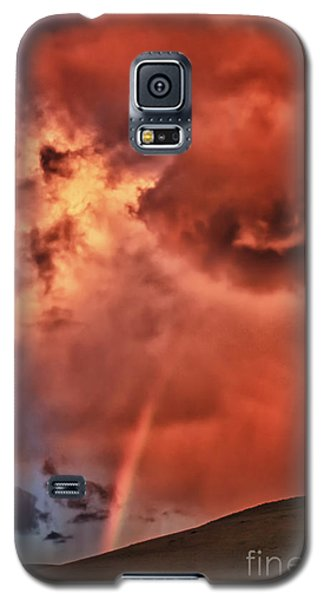 Eye Of The Storm Galaxy S5 Case