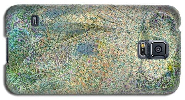 Eye Sphinx Galaxy S5 Case by Yury Bashkin