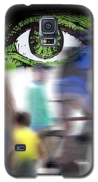 Eye Spy Galaxy S5 Case by Richard Piper