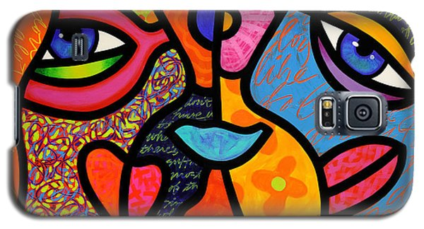 Eye To Eye Galaxy S5 Case
