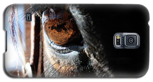 Eyeball Reflection Galaxy S5 Case
