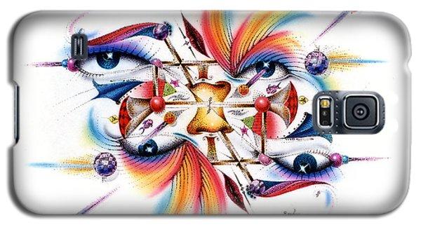 Eyecolor Galaxy S5 Case