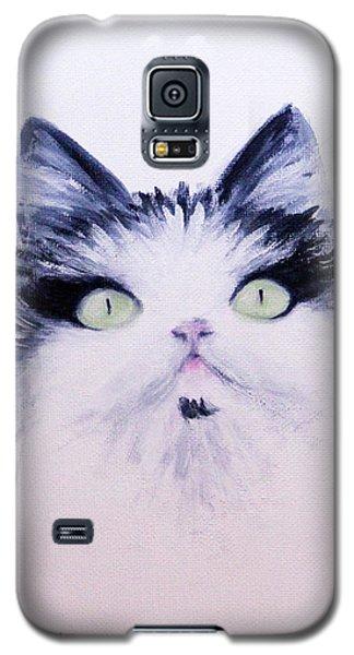 Eyelash Kitty Galaxy S5 Case