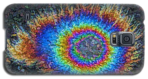 Eyelash Nebula Galaxy S5 Case