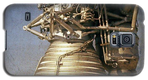 F-1 Rocket Engine Galaxy S5 Case