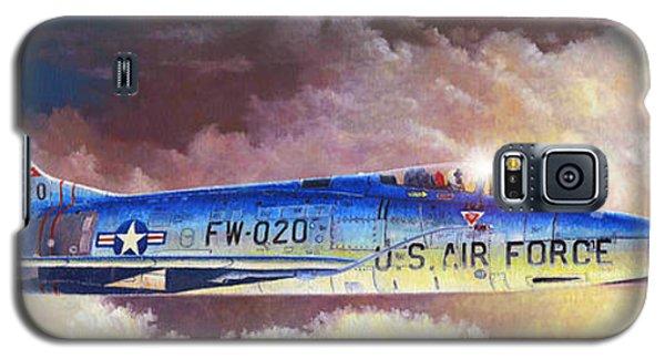 F-100d Super Sabre Galaxy S5 Case