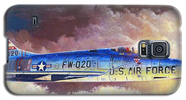 F-100d Super Sabre Galaxy S5 Case
