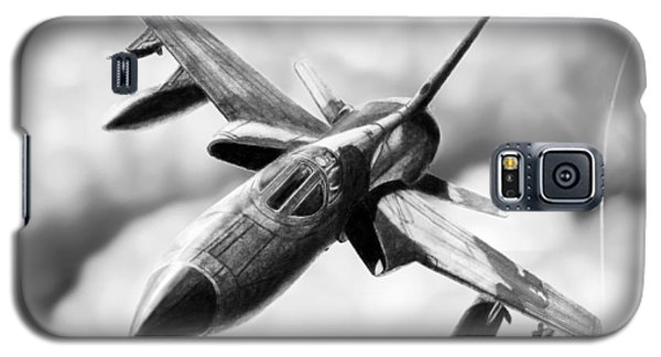 F-105d Thunderchief Galaxy S5 Case