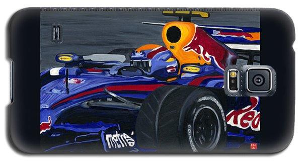 F1 Rbr At The Brazilian Grand Prix Galaxy S5 Case