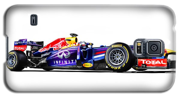 F1 Red Bull Rb9 Galaxy S5 Case