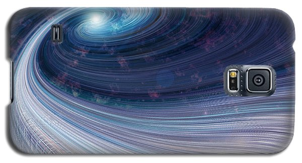 Fabric Of Space Galaxy S5 Case