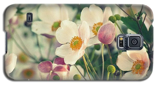 Fabulous  Anemones Galaxy S5 Case by France Laliberte