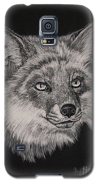 Fabulous Mr. Fox Galaxy S5 Case