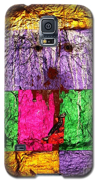 Face Of The Invisible - Ajaypal Temple Galaxy S5 Case