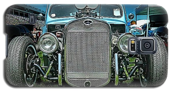 Face Of The Rat Rod Galaxy S5 Case by Victor Montgomery