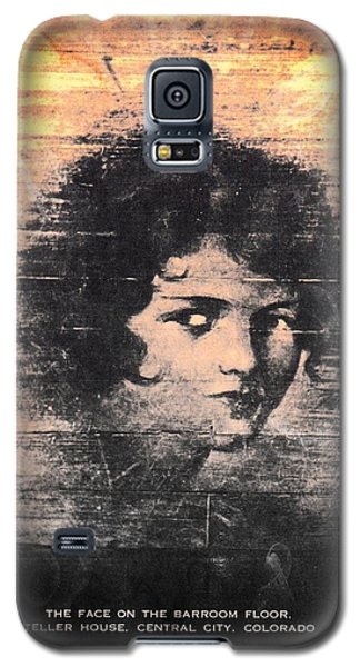 Face On The Ballroom Floor Galaxy S5 Case