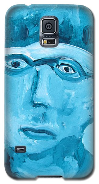 Face One Galaxy S5 Case by Shea Holliman
