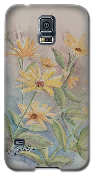 Face The Day Galaxy S5 Case