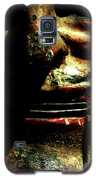 Galaxy S5 Case featuring the photograph Face Time by Newel Hunter
