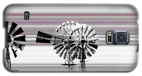 Galaxy S5 Case featuring the photograph Face To The Wind by Holly Kempe