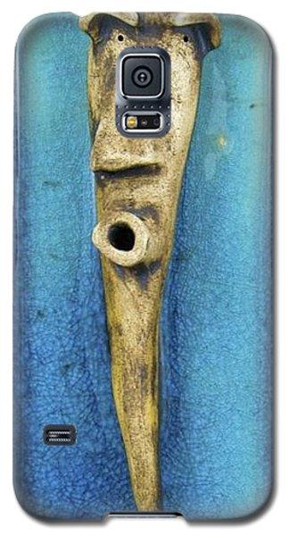 Faces #7 Galaxy S5 Case by Mario Perron