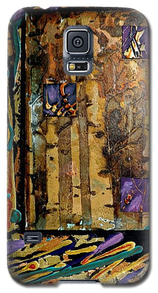 Faces In The Doorway Galaxy S5 Case